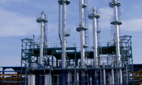 Ethyl Acetate recovery plant